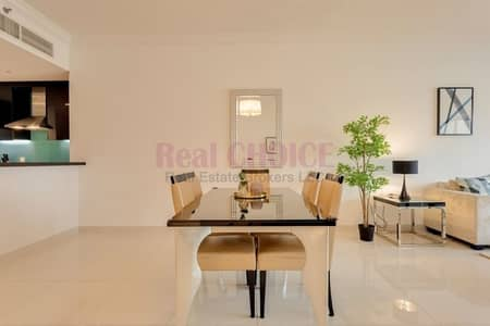 2 Bedroom Apartment for Rent in Business Bay, Dubai - Fully Furnished Beautiful Apartment ready to move in