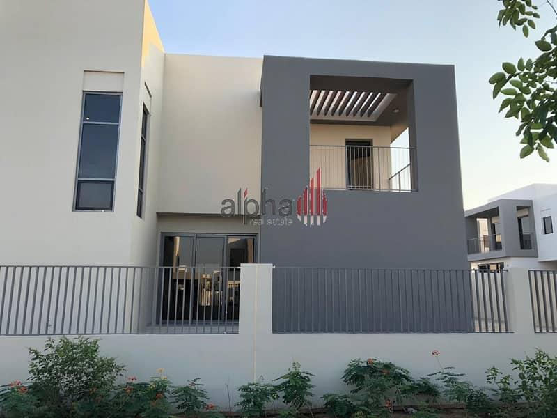 12 Largest Plot | Sidra 1 | 4 Bed Villa | Single Row