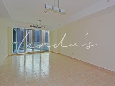 3 Bedroom Flat for Rent in Dubai Marina, Dubai - BEAUTIFUL 3 BEDROOM|UNFURNISHED |PRIME LOCATION