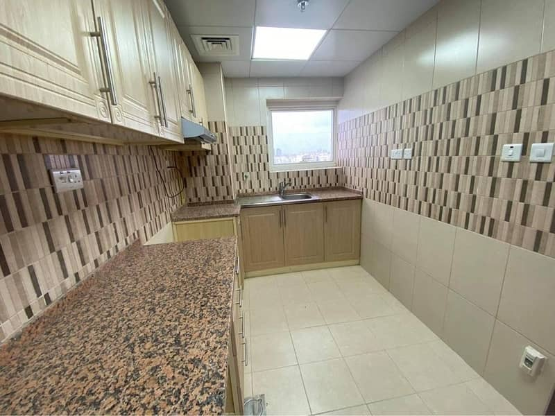 16 Spacious 1 Bedroom Hall With 2 Bath Vacant Now | Free Parking