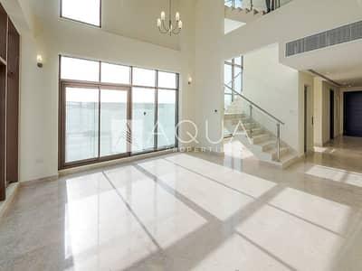 6 Bedroom Villa for Sale in Meydan City, Dubai - Single Row 6 Bed Villa | Grand Views MBR