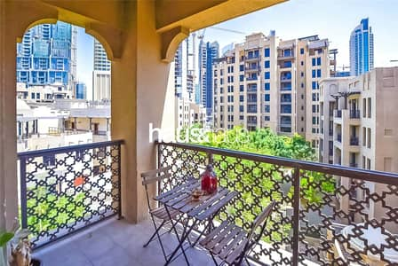 1 Bedroom Flat for Sale in Old Town, Dubai - Bright Well Maintained 1 Bedroom   Furnished