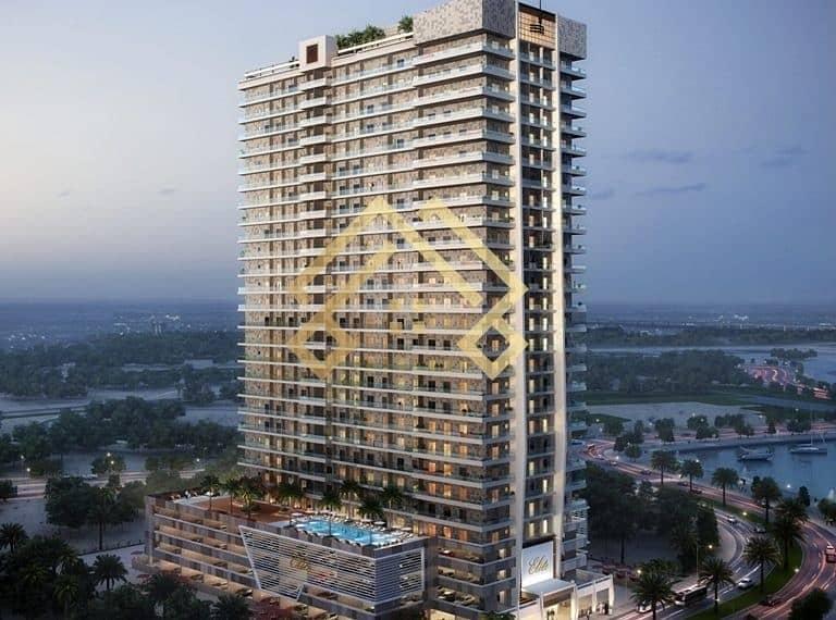 2 Premium Brand New | Fully Furnished | Burj Khalifa Nd Canal View