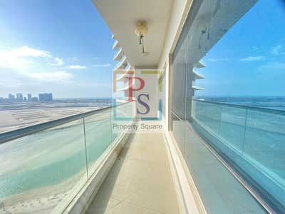 Biggest Layout 1BD Apt with store room  and Big Balcony with Beach Access