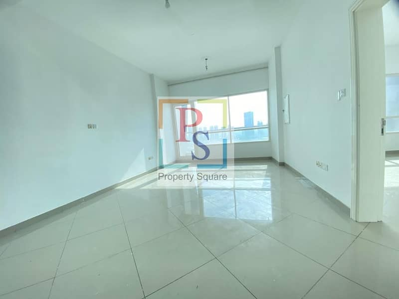 2 Biggest Layout 1BD Apt with store room  and Big Balcony with Beach Access