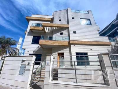 تاون هاوس 4 غرف نوم للايجار في قرية جميرا الدائرية، دبي - 4 Bedroom | Corner Plot | Roof Terrace