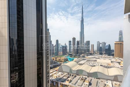 2 Bedroom Flat for Rent in Downtown Dubai, Dubai - 2BR+M Apartment| Fountain View | High Floor