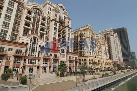 1 Bedroom Flat for Rent in Dubai Sports City, Dubai - Huge 1 bedroom | Full canal view | Well maintained