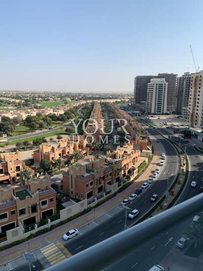 1 Bedroom Apartment for Rent in Dubai Sports City, Dubai - HM | 1BHK with Amazing View For Rent