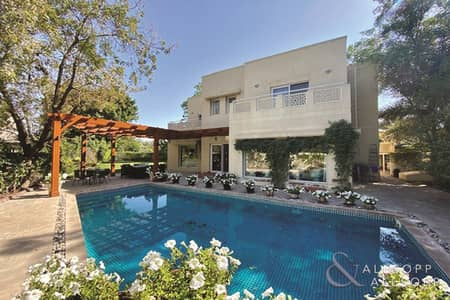 6 Bedroom Villa for Rent in The Meadows, Dubai - 6Bed | Priavte Pool | Maintenance Contract