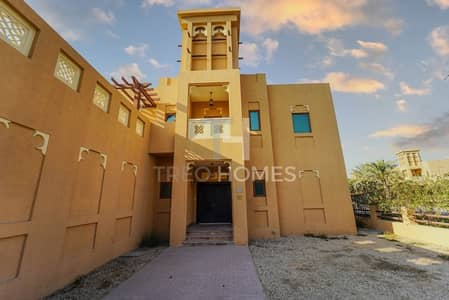 فیلا 3 غرف نوم للايجار في الفرجان، دبي - Vacant Now | Type B | Spacious villa | 3 bedroom
