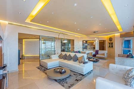 3 Bedroom Apartment for Rent in Dubai Marina, Dubai - Big Layout | Full view | upgraded
