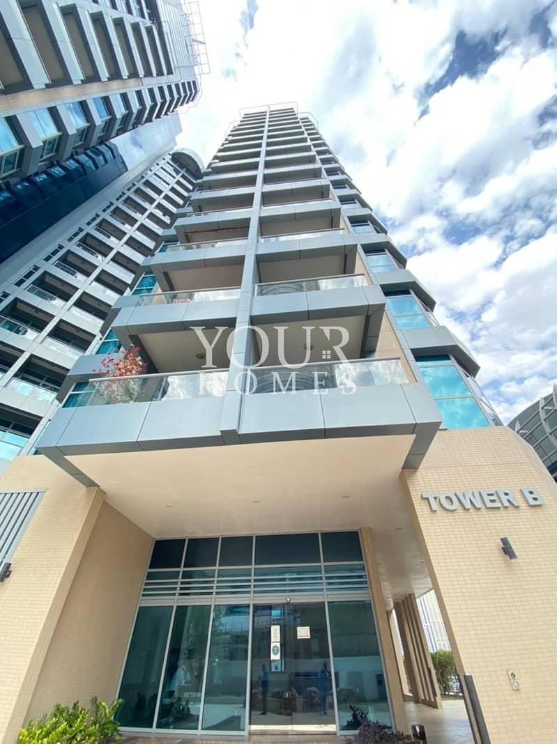 11 SO | Chiller Free 1Bed | High Floor | Big Balcony