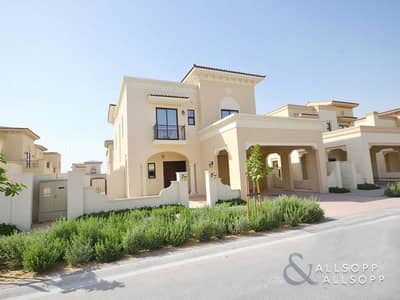 4 Bedroom Villa for Rent in Arabian Ranches 2, Dubai - Type 5 | 4 Beds | Close to Pool And Park
