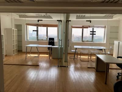 Office for Rent in Motor City, Dubai - Fully Furnished Office Space | For RENT | Motor City