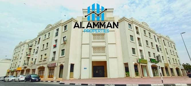 شقة 1 غرفة نوم للايجار في المدينة العالمية، دبي - صيانة رئيسية مجانية ومجانية لمدة شهر ، غرفة نوم واحدة مع شرفة للإيجار في منطقة روسيا