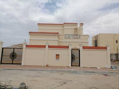 3 Bedroom Villa for Sale in Al Helio, Ajman - Villa for sale in Al Helo area, Ajman, directly from the owner, at a price