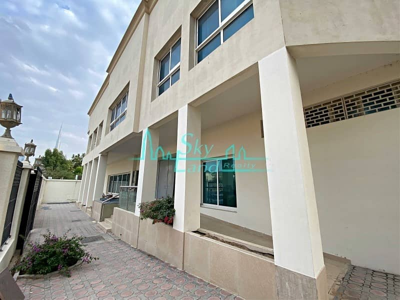 2 COMMERICAL B+G+1 BUILDING FOR RENT IN JUMEIRAH