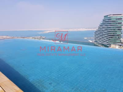 3 Bedroom Apartment for Sale in Al Raha Beach, Abu Dhabi - HOT!!! ZERO AGENCY FEES!!! FULL SEA VIEW!! LARGE 3B+MAIDS UNIT WITH EXTRAORDINARY TERRACE!