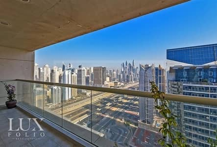 3 Bedroom Flat for Rent in Jumeirah Lake Towers (JLT), Dubai - Fully Furnished | 3 bed | Stunning Views