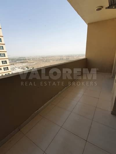 1 Bedroom Apartment for Sale in Emirates City, Ajman - Road view| Mid floor| with parking| Rented