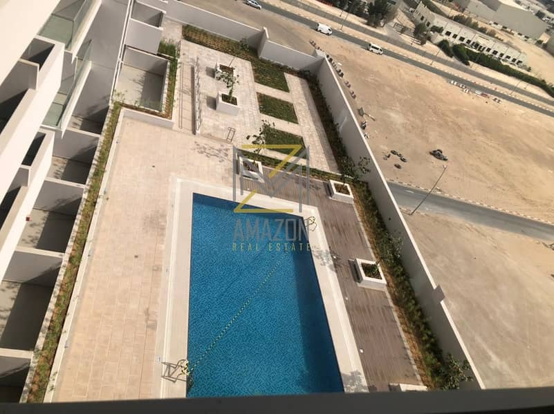 18 FULLY FURNISHED 1BR - MONTHLY FOR 12 CHEQUES