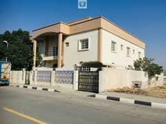 Modern Design, Beautiful Four Bedroom Villa, C/AC, Two Living Area In Azra Sharjah