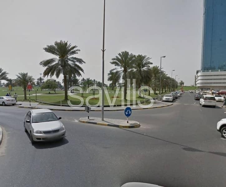 10 Mix use land behind King Faisal Mosque