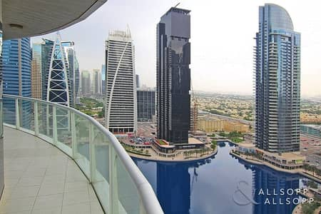 2 Bedroom Apartment for Rent in Jumeirah Lake Towers (JLT), Dubai - Two Bedroom | Large Terrace | Furnished