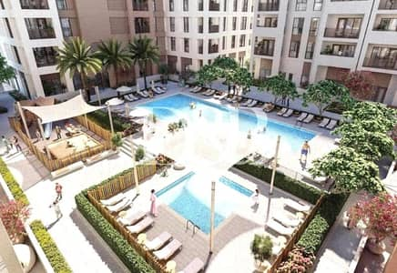 1 Bedroom Apartment for Sale in The Lagoons, Dubai - Private Beach Access | Genuine Resale 1 BR