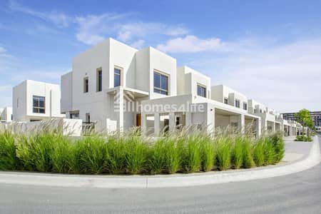 3 Bedroom Townhouse for Rent in Town Square, Dubai - Townhouse Excellent Layout | Ready to Move In
