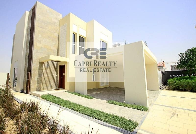 EMAAR| Close to Airport| Golf course Township