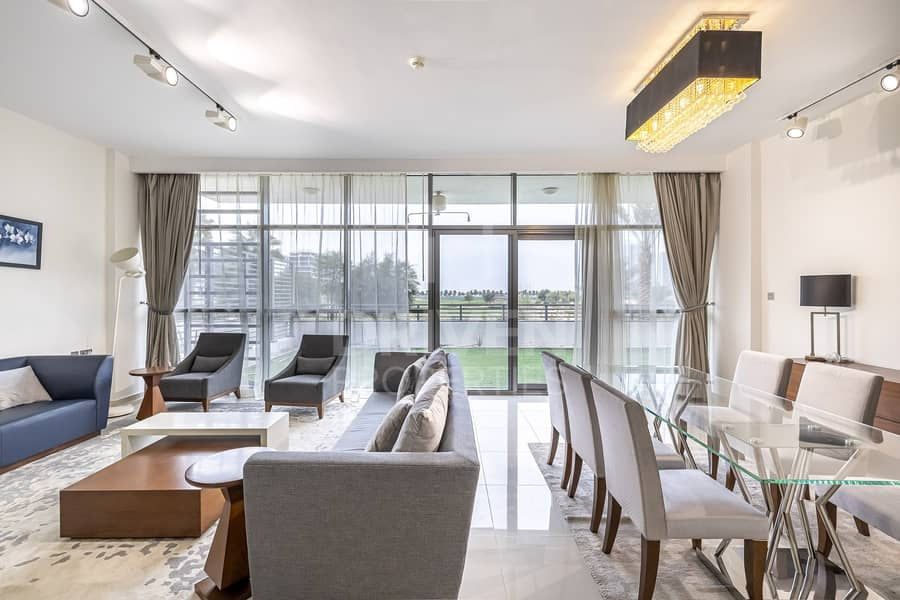 Elegant and Fully Furnished | Golf Views