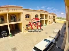Splendid 4 BR Compound Villa With Balcony & Back Yard