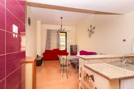 شقة 1 غرفة نوم للايجار في دبي مارينا، دبي - MUST VIEW | Fully Furnished 1BR in DUbai Marina Escan tower I chiller free