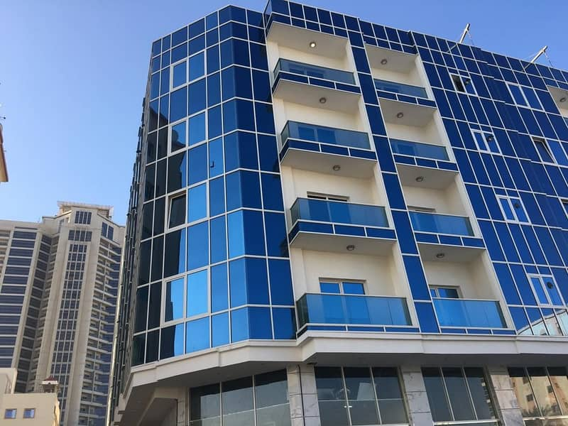 Studio For Rent in Al Eman Building