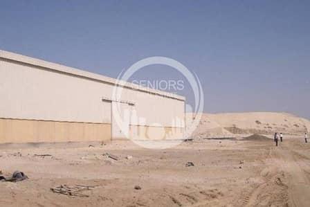 Plot for Sale in Mohammed Bin Zayed City, Abu Dhabi - Residential Land Corner Area in MBZ City