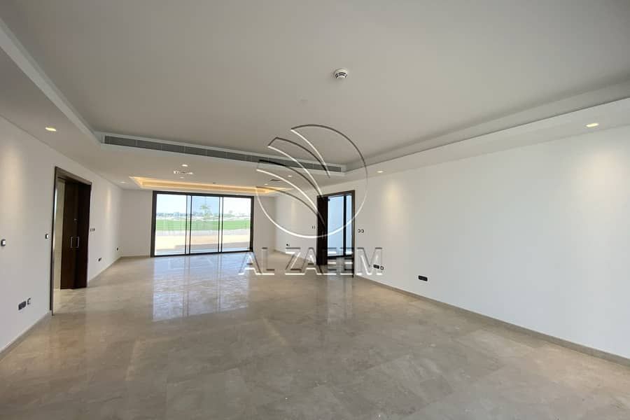 2 Villa with Huge Plot and Amazing Golf Course View