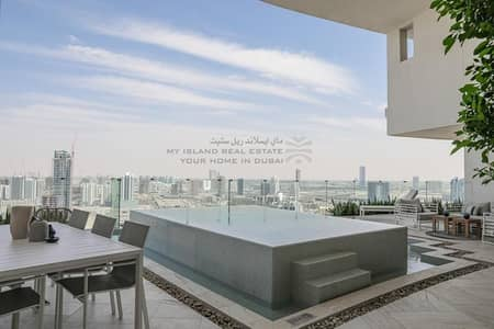 2 Bedroom Apartment for Sale in Jumeirah Village Circle (JVC), Dubai - Fully Furnished | 2 Bed Apt. | Amazing views