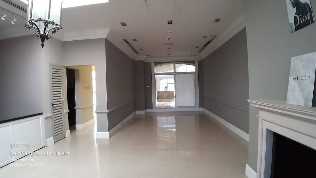 Good Location Commercial spacious villa for rent