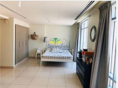 Studio for Rent in Downtown Dubai, Dubai - Podium Floor | Vacant | Well-maintained unit