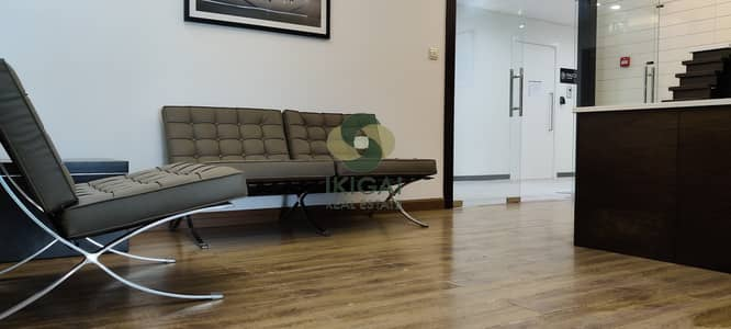 Office for Rent in DIFC, Dubai - Exclusive to IKIGAI RE I Fully fitted and furnished