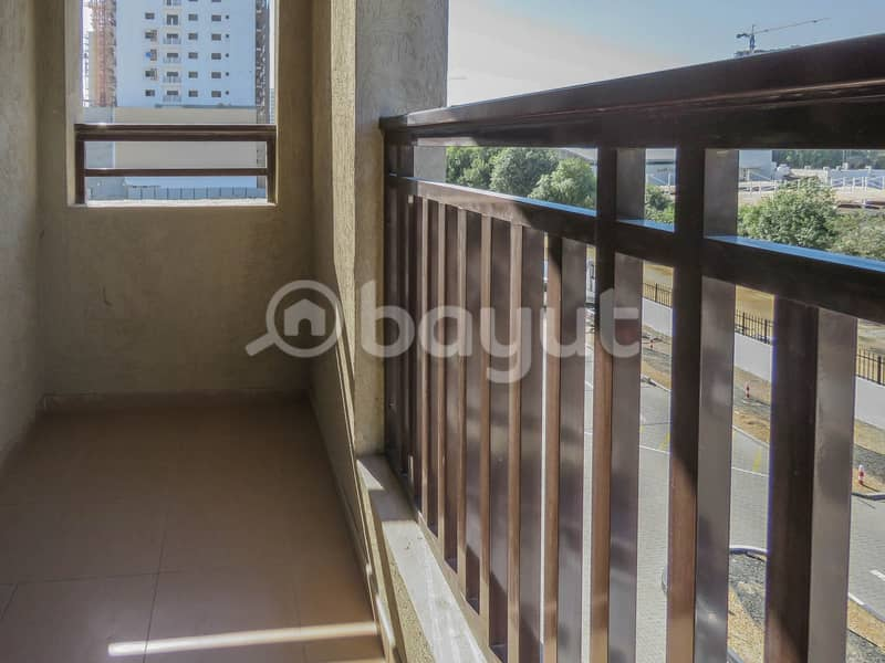 Massive 2 Bed+ Maid Room Full Fitted Kitchen 13 Months