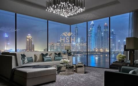 شقة 3 غرف نوم للبيع في نخلة جميرا، دبي - One at Palm Jumeirah