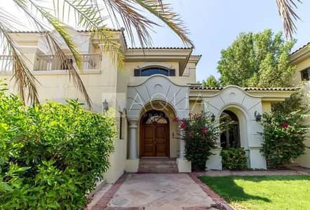4 Bedroom Villa for Sale in Palm Jumeirah, Dubai - High Number   Atrium Entry   Immaculate