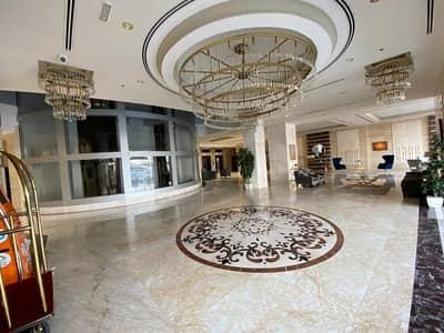 2 Bedroom Apartment for Rent in Sheikh Maktoum Bin Rashid Street, Ajman - Conqueror Tower Ajman