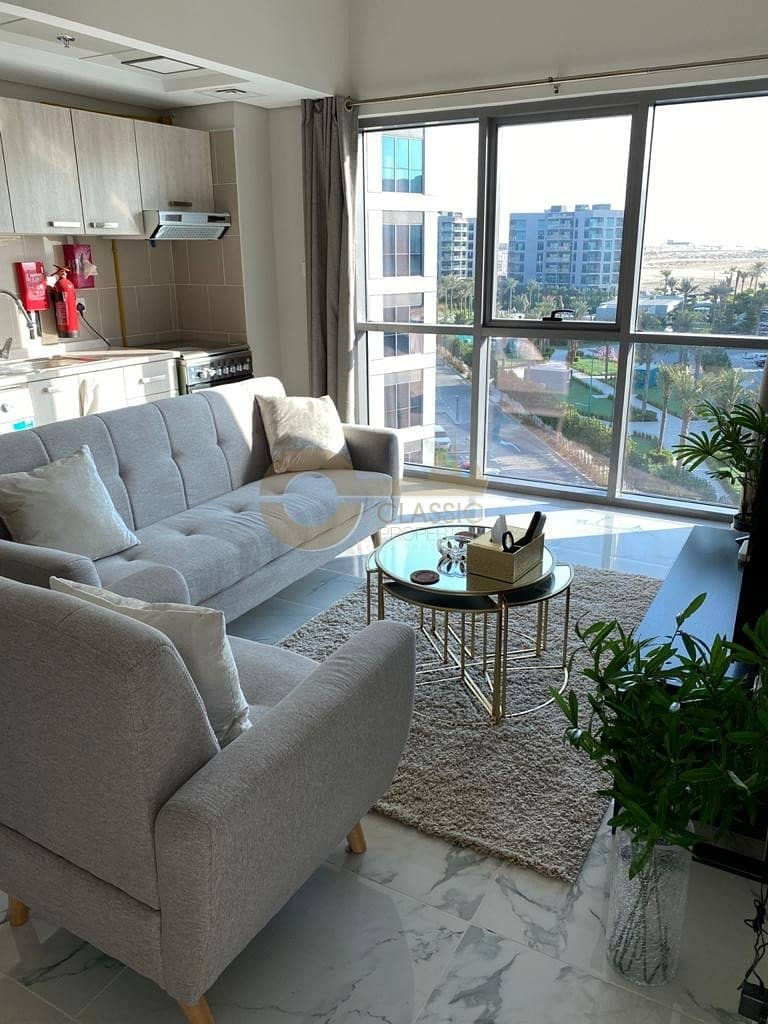 Fully Furnished| Pool View| One Bedroom|