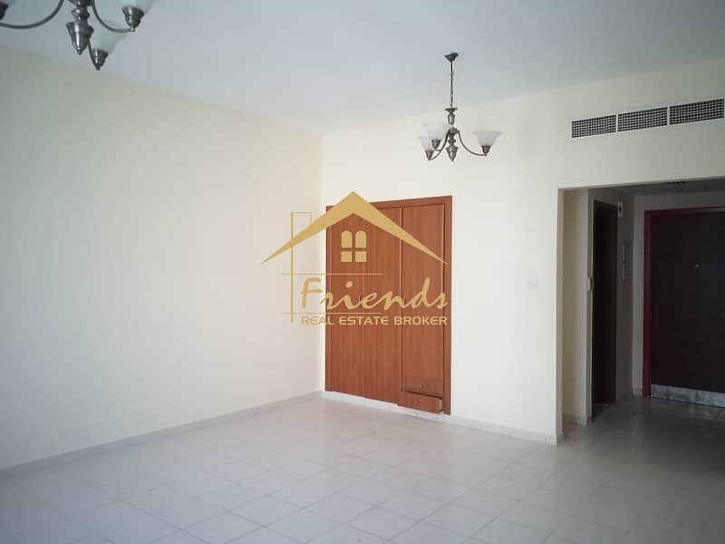 PERFECTLY PRICE FOR STUDIO IN ITALY CLUSTER RENT aed16000/-YEARLY