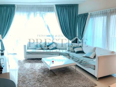 Fully upgraded  | Furnished 2 BD + Maids