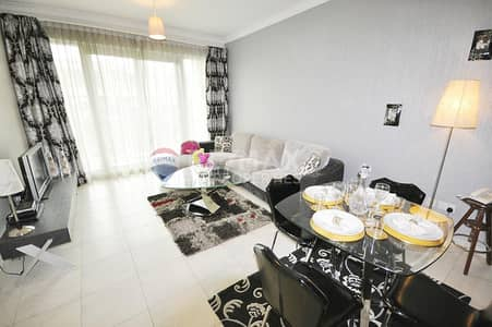 1 Bedroom Apartment for Rent in The Views, Dubai - Fully Furnished 1 Bedroom Apartment